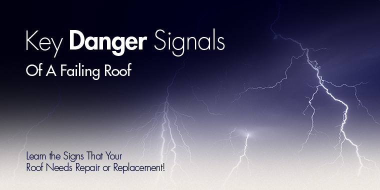 Residential Roofing - Key Danger Signals