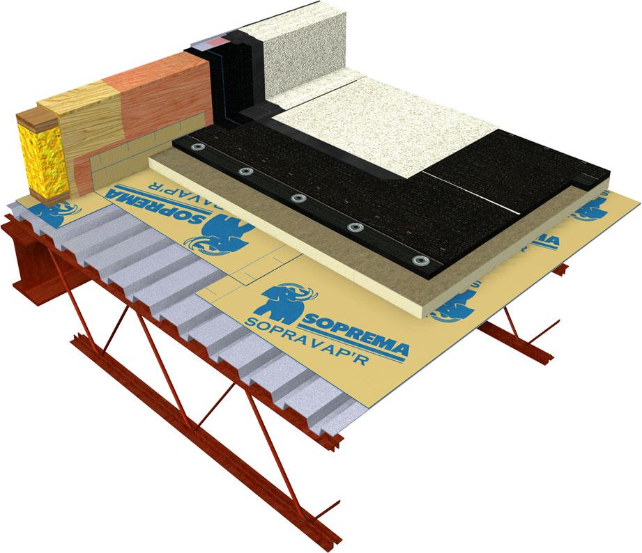 Xpress Board Soprema 1 21st Century Roofers Ltd Surrey