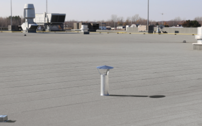 HOW TO PREVENT WATER FROM SEEPING INTO YOUR COMMERCIAL ROOFING